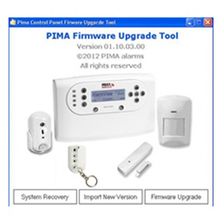 Firmware Upgrade Tool